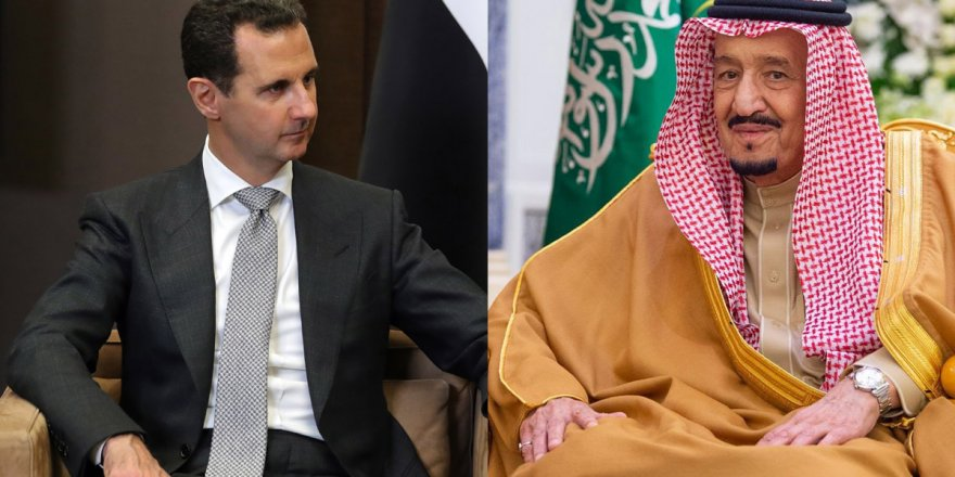 Suudi Arabistan'da gizli görüşme!