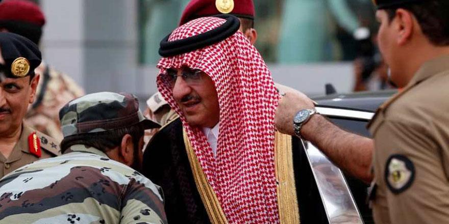 Suudi prensler evlerine düzenlenen operasyon ile tutuklandı