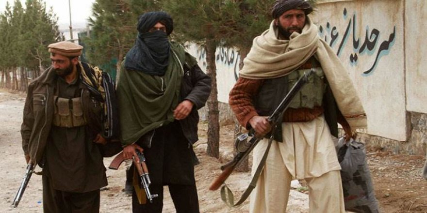 Taliban, Ferah kentinde ilerliyor