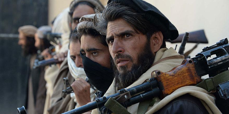 "Taliban'dan ABD halkına ""savaşı bitirelim"" çağrısı"