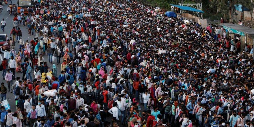 Tedbirler Hindistan' da da yoksulları vuruyor