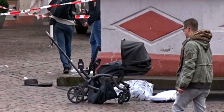 Trier kentinde dün gerçekleşen saldırının ayrıntıları belli oldu
