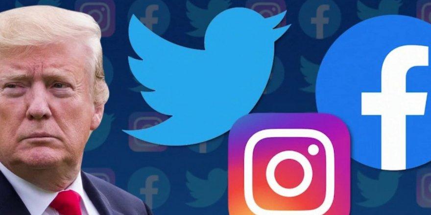 Trump sosyal medyaya geri dönebilecek mi?