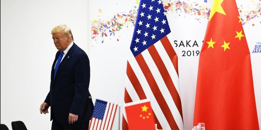 Trump: Şu anda Şi ile görüşmek istemiyorum, Çin ile ilişkileri bile kesebilirim