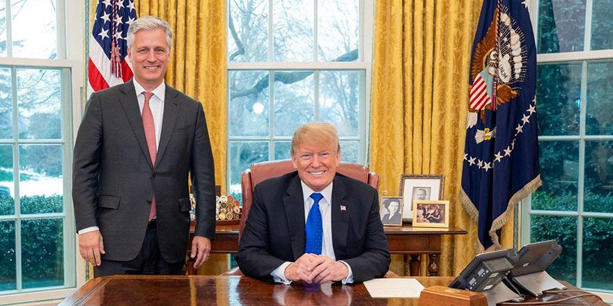 Trump'a yakın ismin test sonucu Beyaz Saray'da paniğe sebep oldu