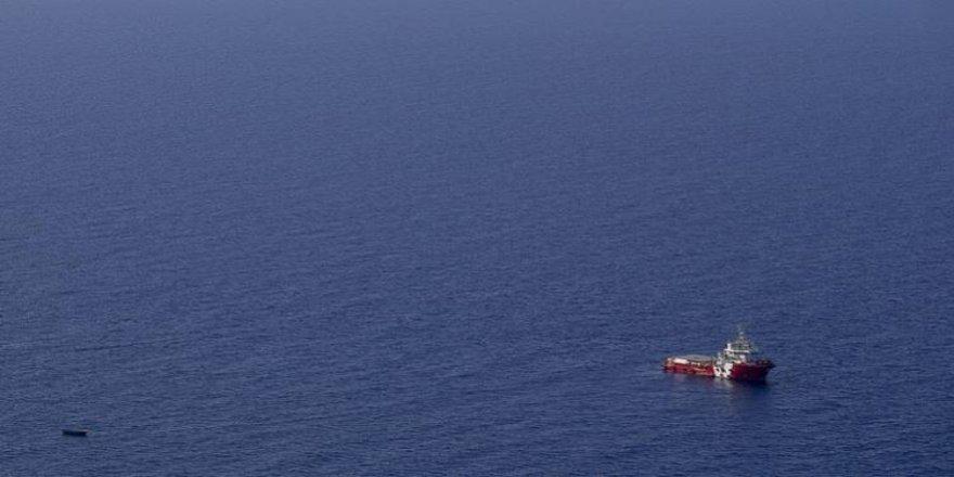 Tunus açıklarında göçmen teknesi battı, 25 göçmen kayboldu