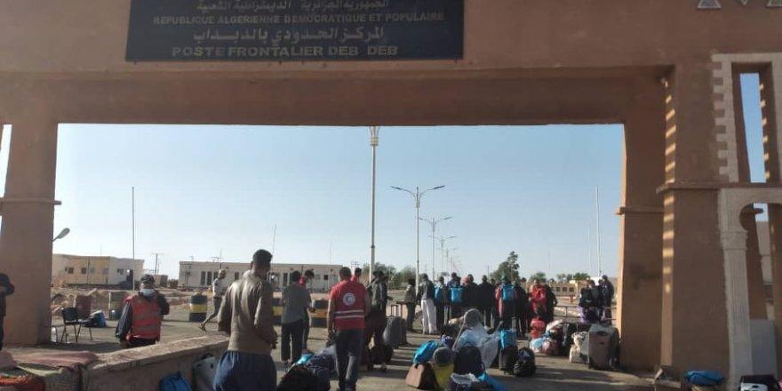 Tunus ile Libya arasındaki sınır kapıları açılıyor