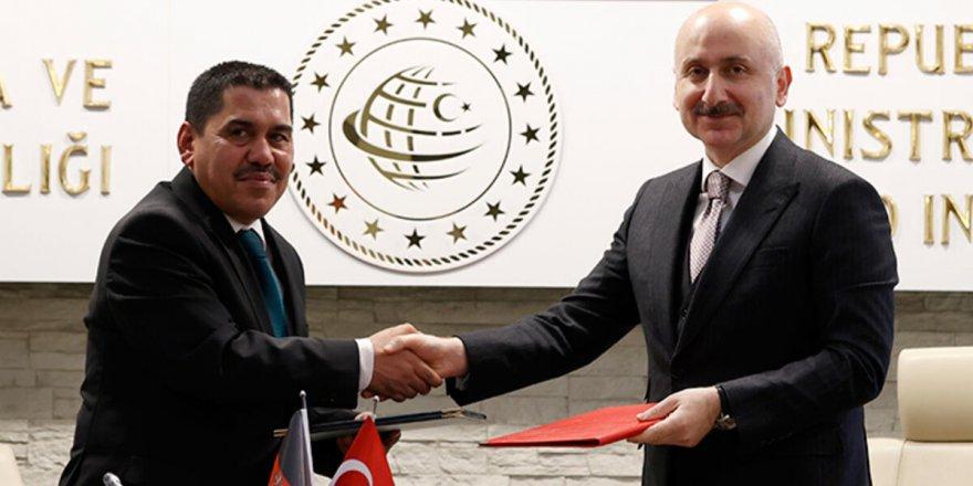 Türkiye ile Afganistan arasında ulaştırma iş birliği