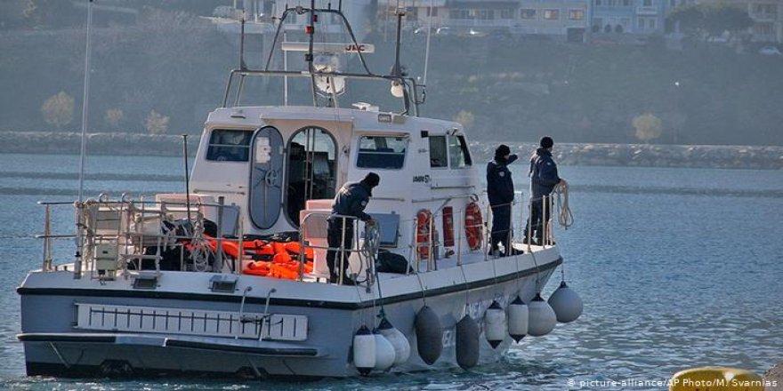 Türkiye ile komşu ülke arasında Ege Denizi'nde gerilim