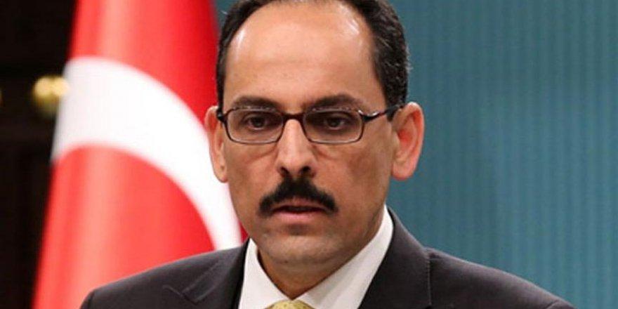 Türkiye'den açıklama: ABD'deki gelişmeleri endişeyle takip ediyoruz