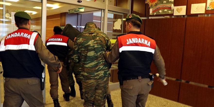 Tutuklu Yunan askerlerin avukatları Türkiye'de
