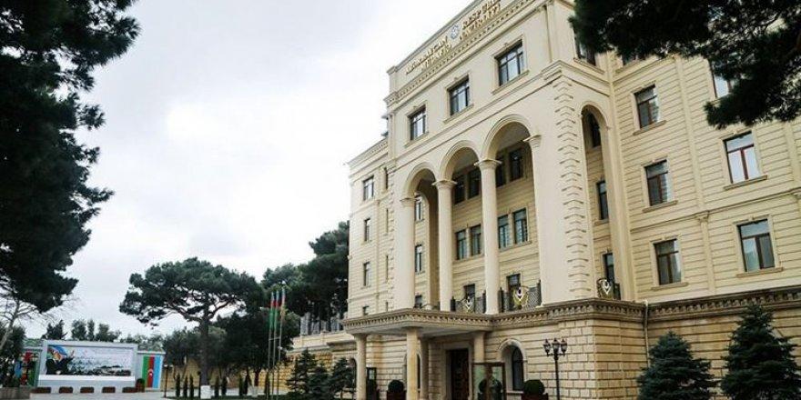 Ukrayna'da Azerbaycan Konsolosluğuna saldırı