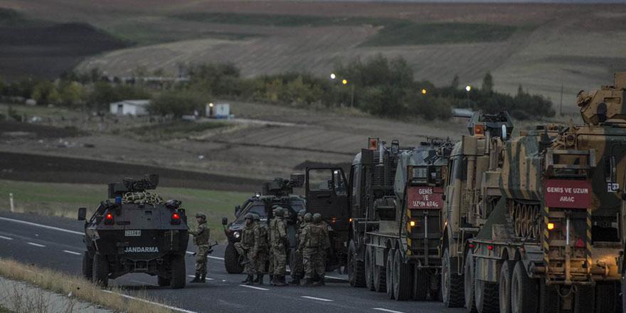 Van Çatak'ta operasyon sırasında çatışma çıktı!
