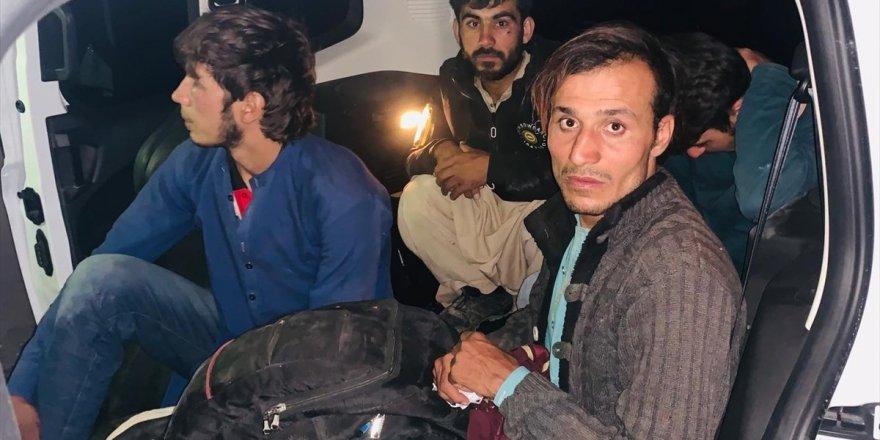 Van'da son bir haftada 299 düzensiz göçmen yakalandı