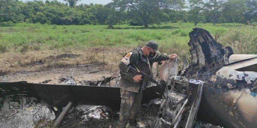 Venezuela, ABD uçağını düşürdünü açıkladı