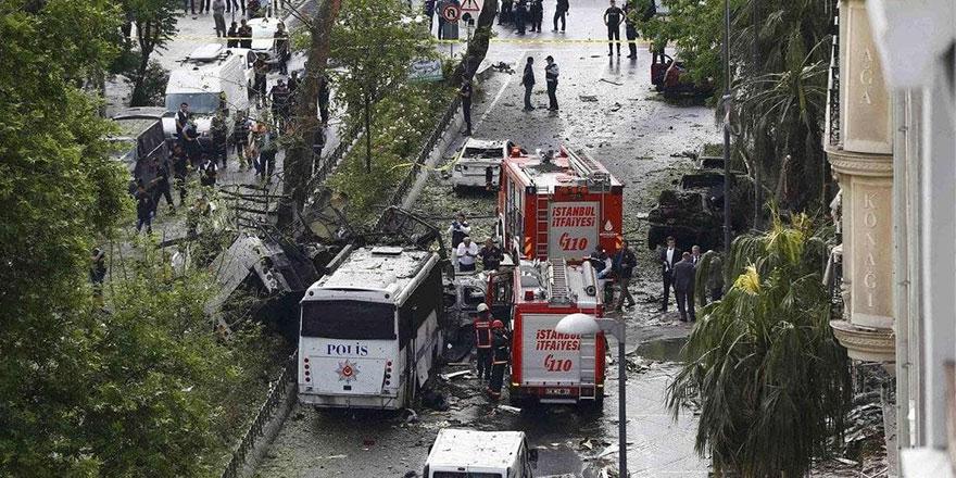 Vezneciler saldırısının sanıklarına ceza yağdı