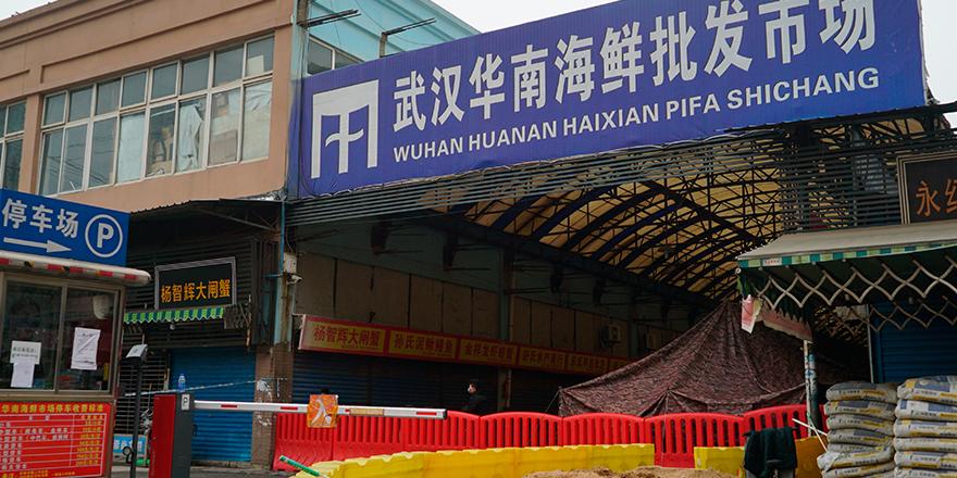 Wuhan'da virüsün ilk görüldüğü kadının kimliği açıklandı