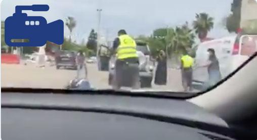 Yahudi polisler, Filistinli genci annesinin gözleri önünde katletti