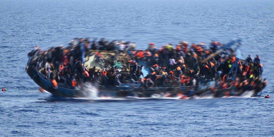 Yemen açıklarında göçmen teknesi battı: 300 ölü