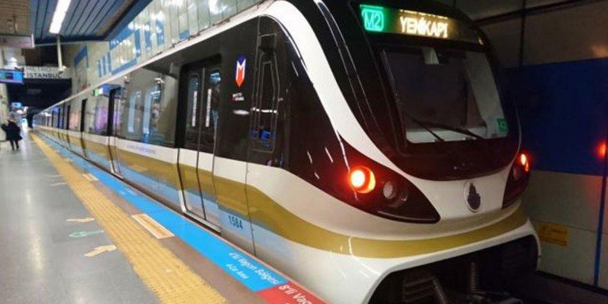 Yenikapı metro istasyonu bir süreliğine kapatıldı