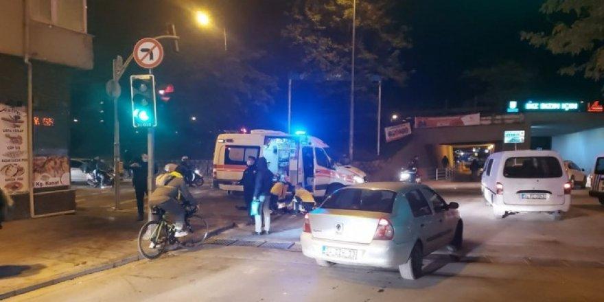 Yol ortasında kalp krizi geçiren adam yaşamını yitirdi