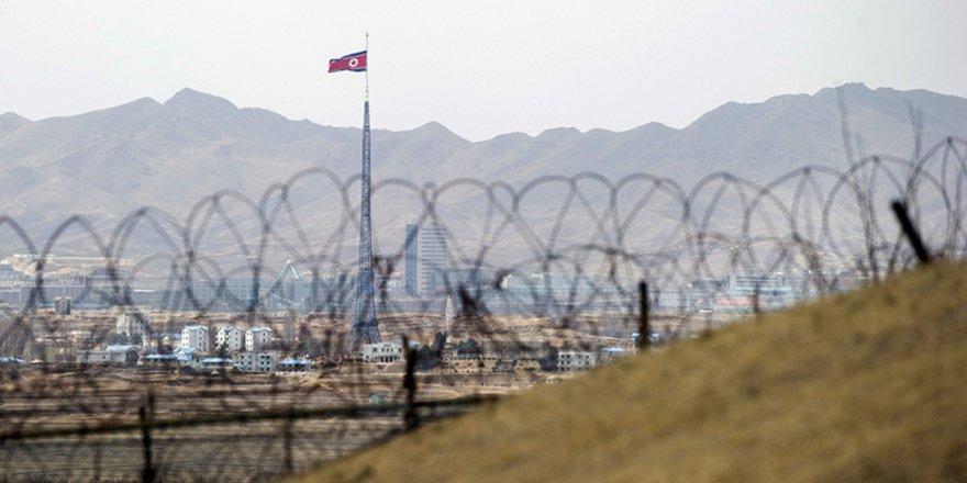 Yonhap: Kuzey Kore, sınırdaki bir Bakanlık yetkilisini öldürüp yaktı