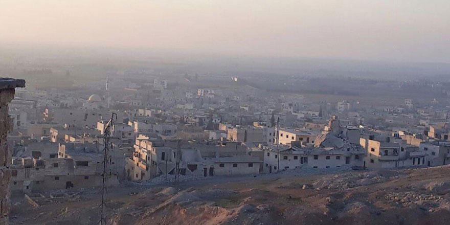 YPG Afrin'de stratejik bir kasabayı daha kaybetti