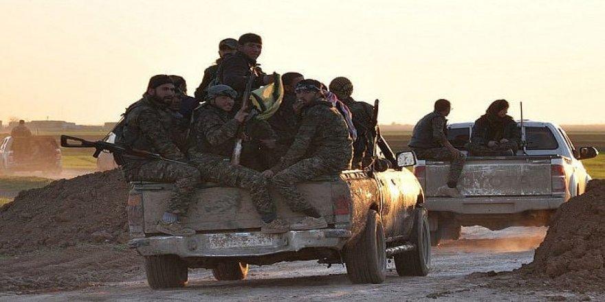 YPG, Rakka'da Arap müttefikleri ile çatıştı