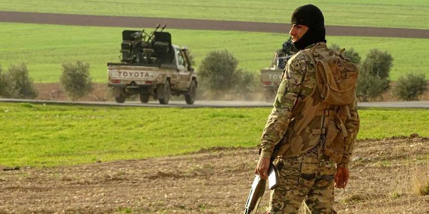 """YPG """"Rejim Afrin'e girecek"""" iddialarına açıklık getirdi"""