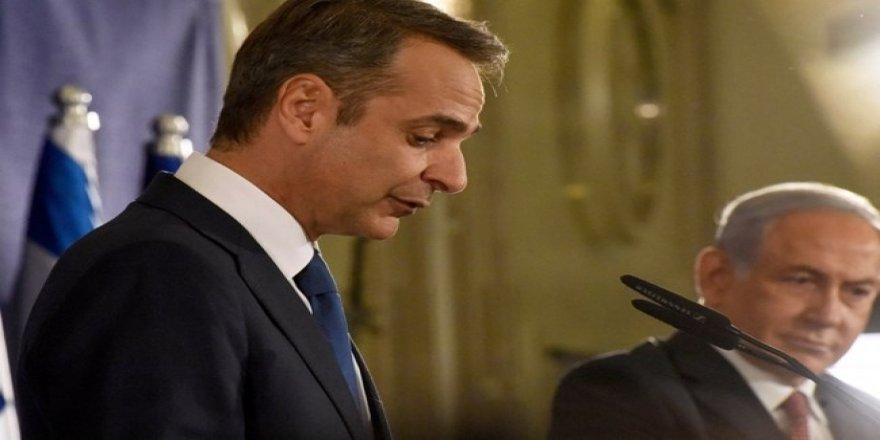 Yunanistan Başbakanı, Türkiye'nin bölgede istikrarı tehdit ettiğini ileri sürdü