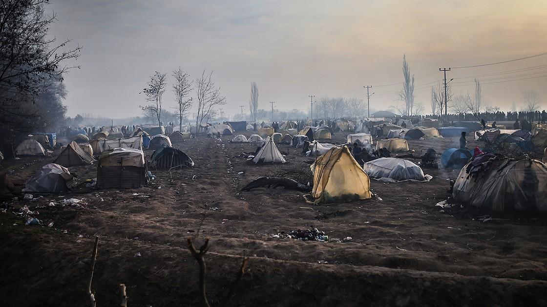 Yunanistan'a 150 bin sığınmacı geçiş yaptı