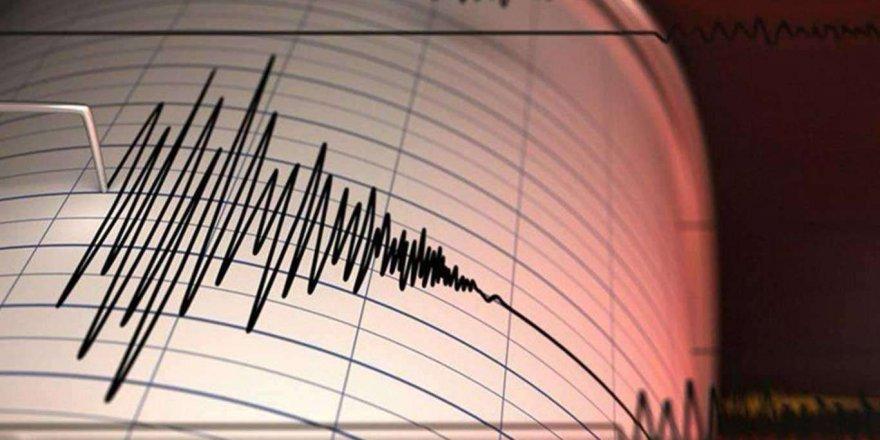 Yunanistan'da 5.9 büyüklüğünde deprem!