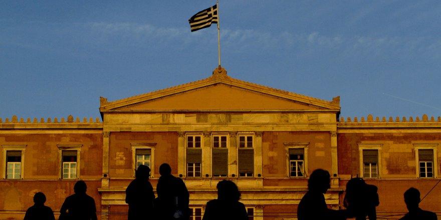 Yunanistan'da basın grevi nedeniyle haber akışı durdu