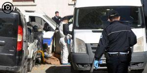 Fatih'te kağıt toplama arabasında ceset bulundu