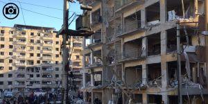 Bağlar'da Çevik Kuvvet binası yakınındaki patlamayla ilgili açıklama
