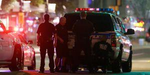 """ABD polisi """"Saldırı"""" uyarısı sonrası alarma geçti"""