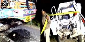 Hindistan'da tapınağa giden kişiler kaza geçirdi: 14 ölü