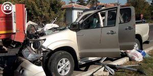 Konya Ereğli'de kaza: 1 ölü 3 yaralı