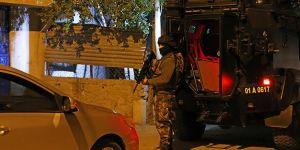Adana'da terör operasyonu: Fevzi Çakmak Yurdu'nda arama
