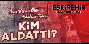 Tevhid Dergisi ekibinden Eskişehir'de Sokak Röportajı