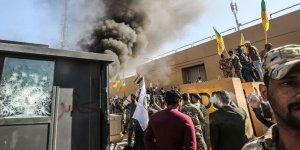 Bağdat'taki ABD büyükelçiliği tahliye edildi!