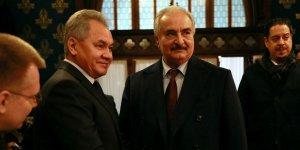 Hafter anlaşmayı imzalamadan Rusya'yı terk etti