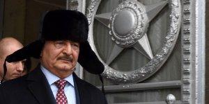 Moskova'da masadan kalkan Hafter Berlin'e gidiyor