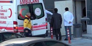 Çinli turist ve eşi yoğun tedbirler altında Süreyyapaşa Hastanesi'ne sevk edildi