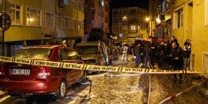 Fatih'te 9 araç ateşe verildi
