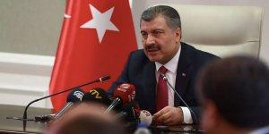 Sağlık Bakanı Koca'dan son gelişmelere ilişkin açıklama