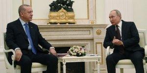 Kritik Erdoğan-Putin görüşmesi başladı