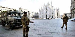 İtalya, tüm ülkeyi karantinaya alıyor