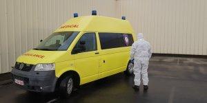 Belçika'da Kovid-19 kaynaklı ilk ölüm gerçekleşti