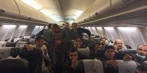 Bağdat-İstanbul uçağı Ankara'ya zorunlu iniş yaptı